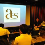 AES student sectionより