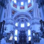 五台のオルガン、モーツァルトゆかりのザルツブルグ サンクトペーター教会