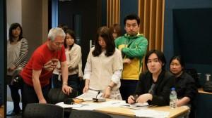 第43サラウンドCM研究会より(東京芸術大学千住キャンパス)