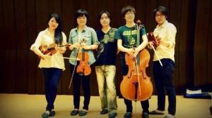 第43サラウンドCM研究会、プレイヤーの方達と(東京芸術大学千住キャンパス)