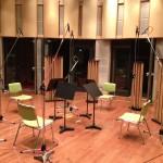 音響ハウス第一スタジオ、マイクセッティングとAcoustic Grove System