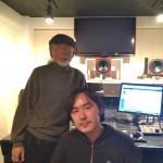 Mick沢口さんとmarimoRECORDSにて