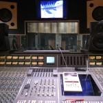 音響ハウス、第一スタジオモニタールーム