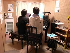 東京芸術大学作曲科対策 作曲レッスン
