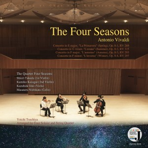 The Four Seasons -Antonio Vivaldi