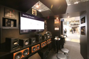 9.0ch height Surround Inter BEE 2014 MI7Japanブース 2