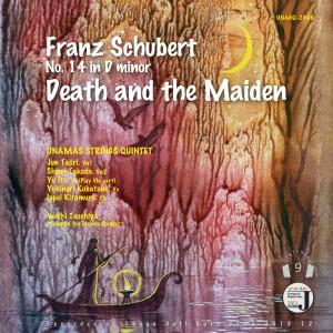 """フランツ・シューベルト """"Death and the Maiden"""" 「死と乙女」 D810 UNAQE 2009 Cover (HPL)"""