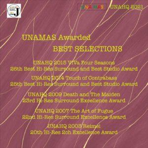 UNAMAS Awarded Best Selections