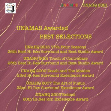 UNAMAS Awarded Best Selections