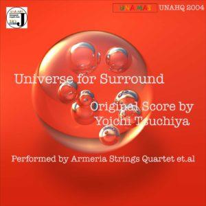 Universe for Surround Armeria Strings Quartet et al
