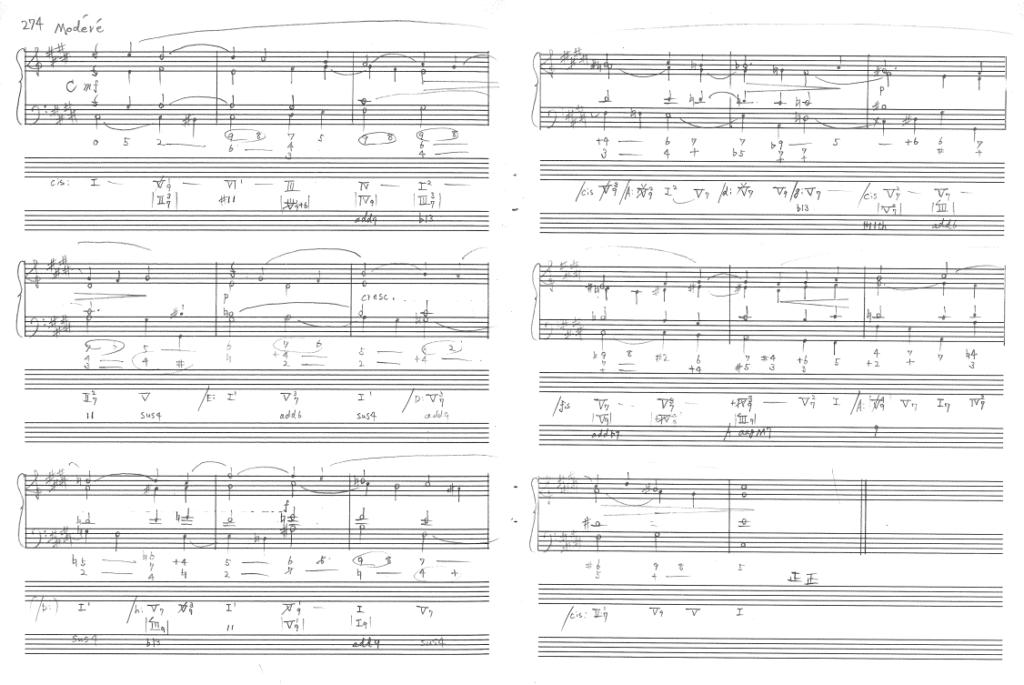 24 Leçon d'Harmonie